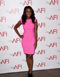 Aja Naomi King at the 2015 AFI Awards in Beverly Hills - 4
