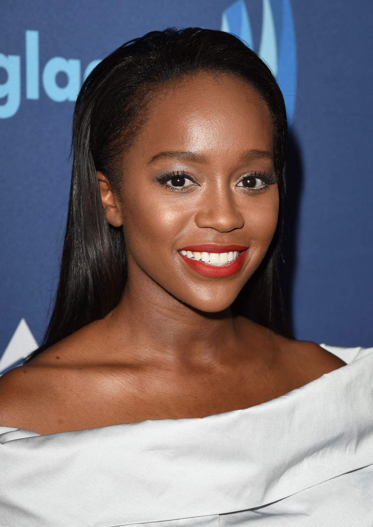 Pictures: Aja Naomi King at the 2015 GLAAD Media Awards