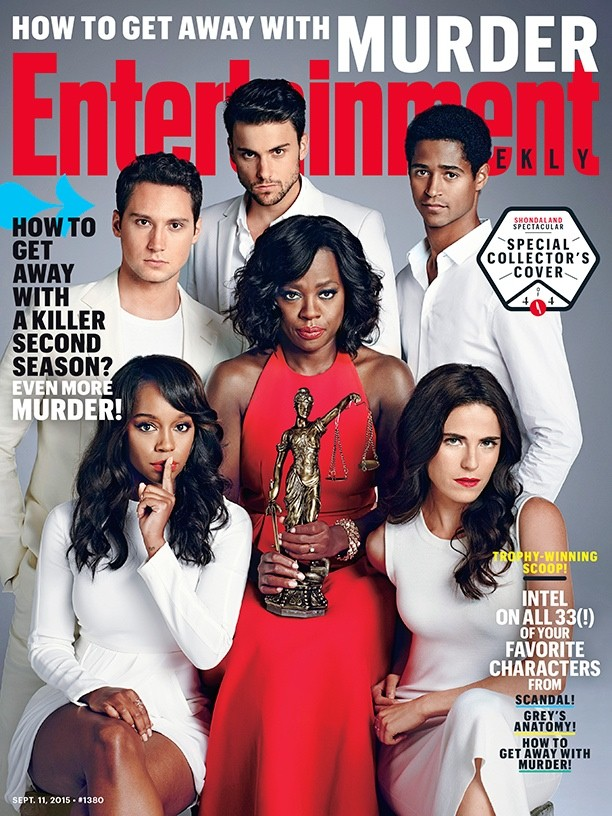 Entertainment Weekly September 2015
