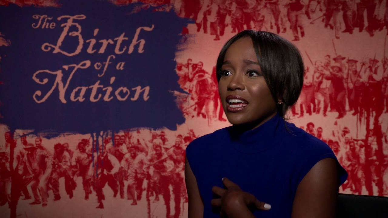 'The Birth of a Nation': BackstageOL Interview with Aja Naomi King
