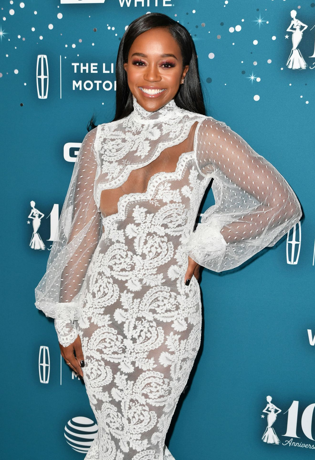 Aja Naomi King Honored at Essence Black Women In Hollywood Awards