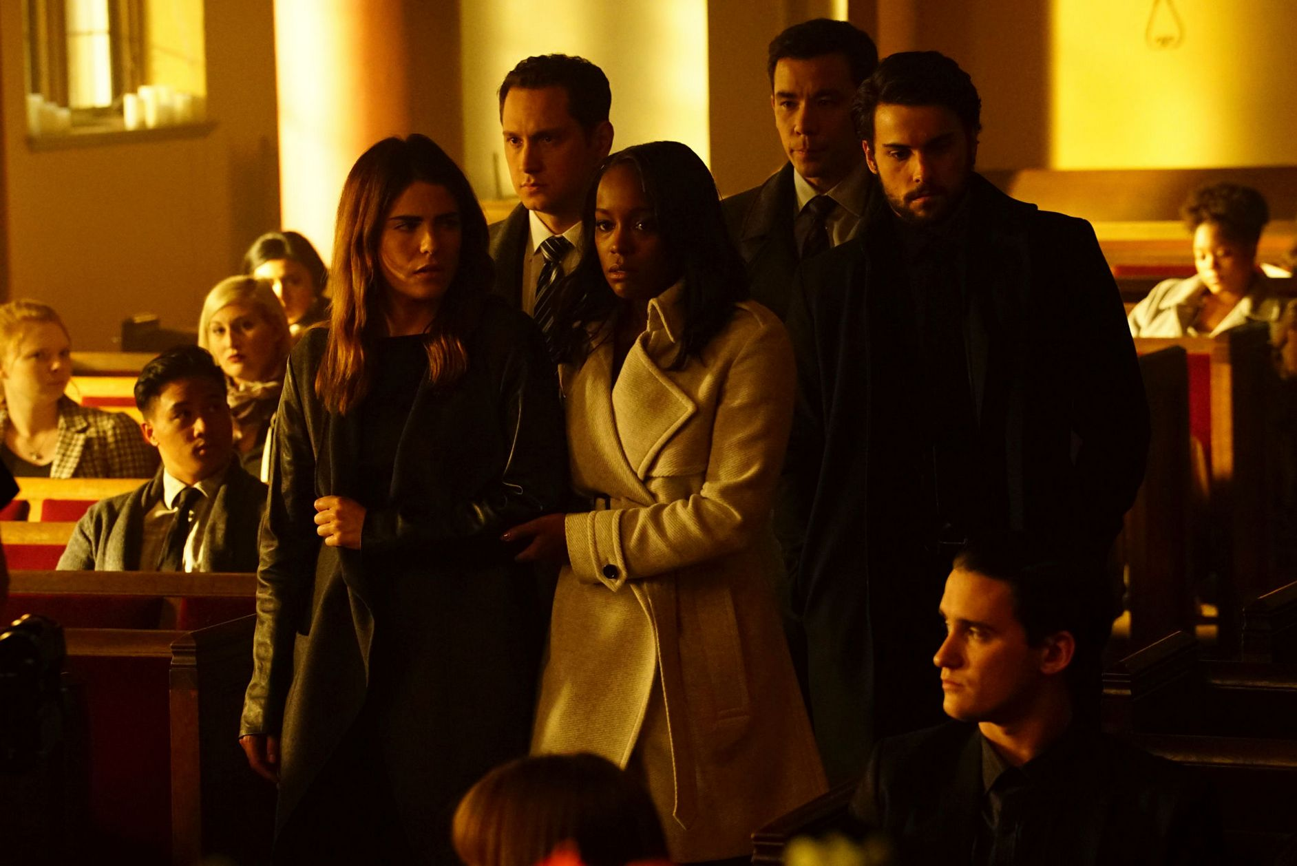 'How To Get Away With Murder' 3×12 'Go Cry Somewhere Else' Preview & Stills
