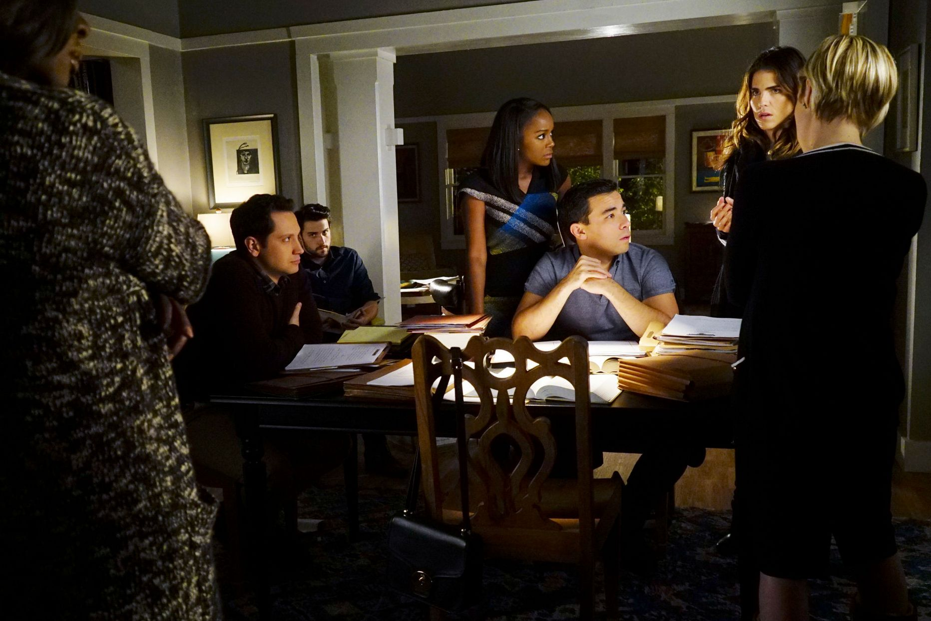'How To Get Away With Murder' Season 3 Finale Promo