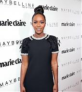 Marie Claire 'Fresh Faces' event