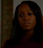 Aja Naomi King in HTGAWM 3x12 'Go Cry Somewhere Else'