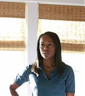 Aja Naomi King in 'We're Bad People'