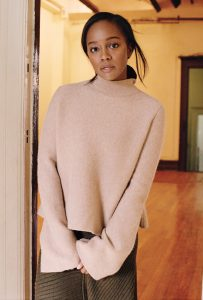 Aja Naomi King for New York Times Style Magazine