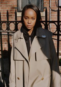 Aja Naomi King for New York Times Style Magazine