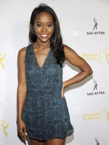 Aja Naomi King – Emmy Awards Dynamic and Diverse Nominee Reception