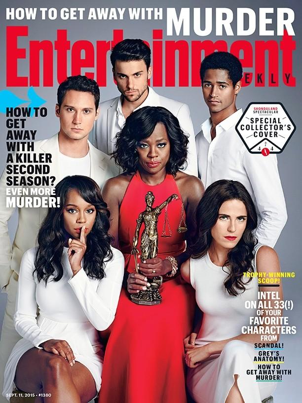 Entertainment Weekly September 2015