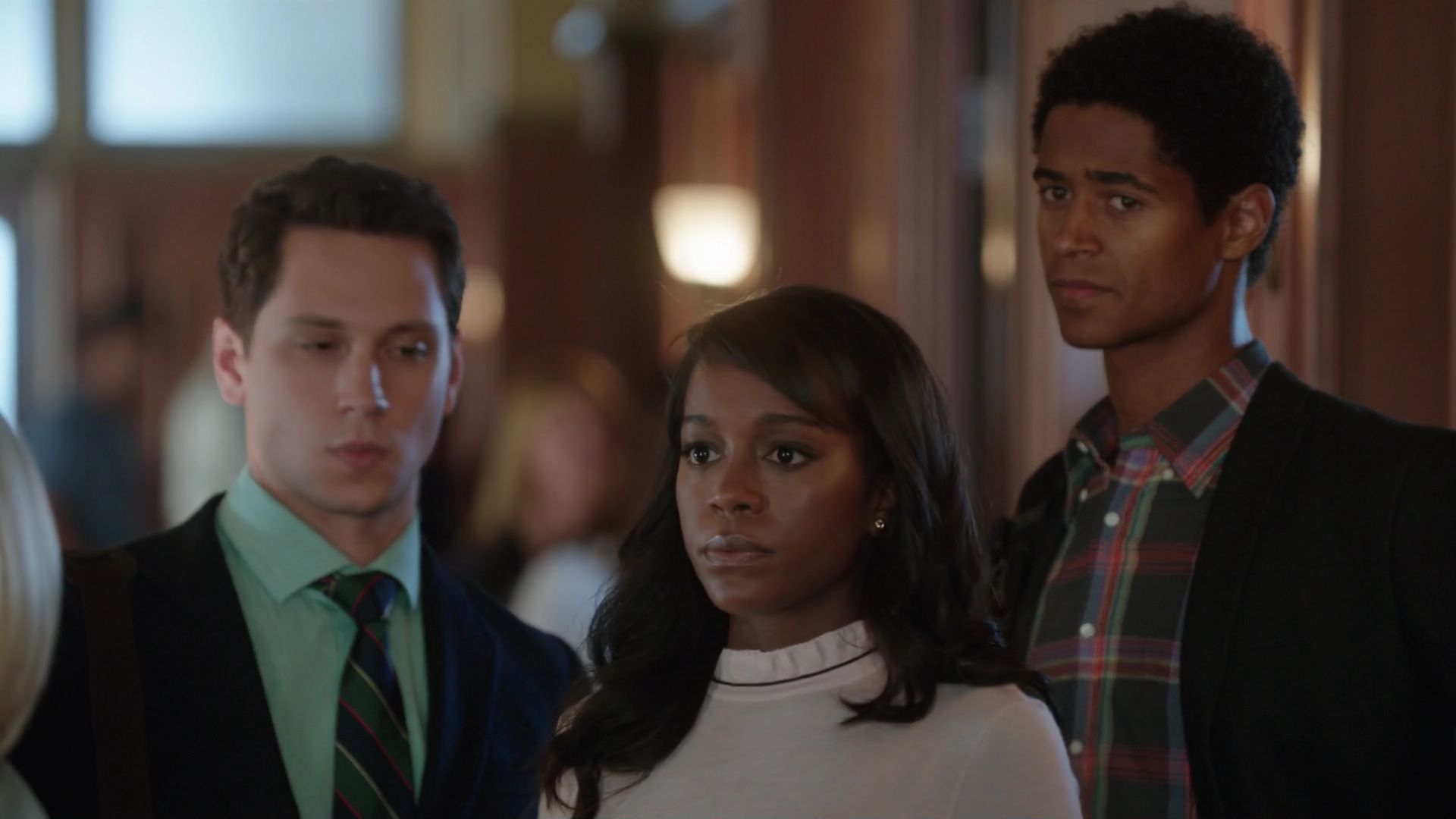 'How To Get Away With Murder' Season 1 Episode 2 Captures