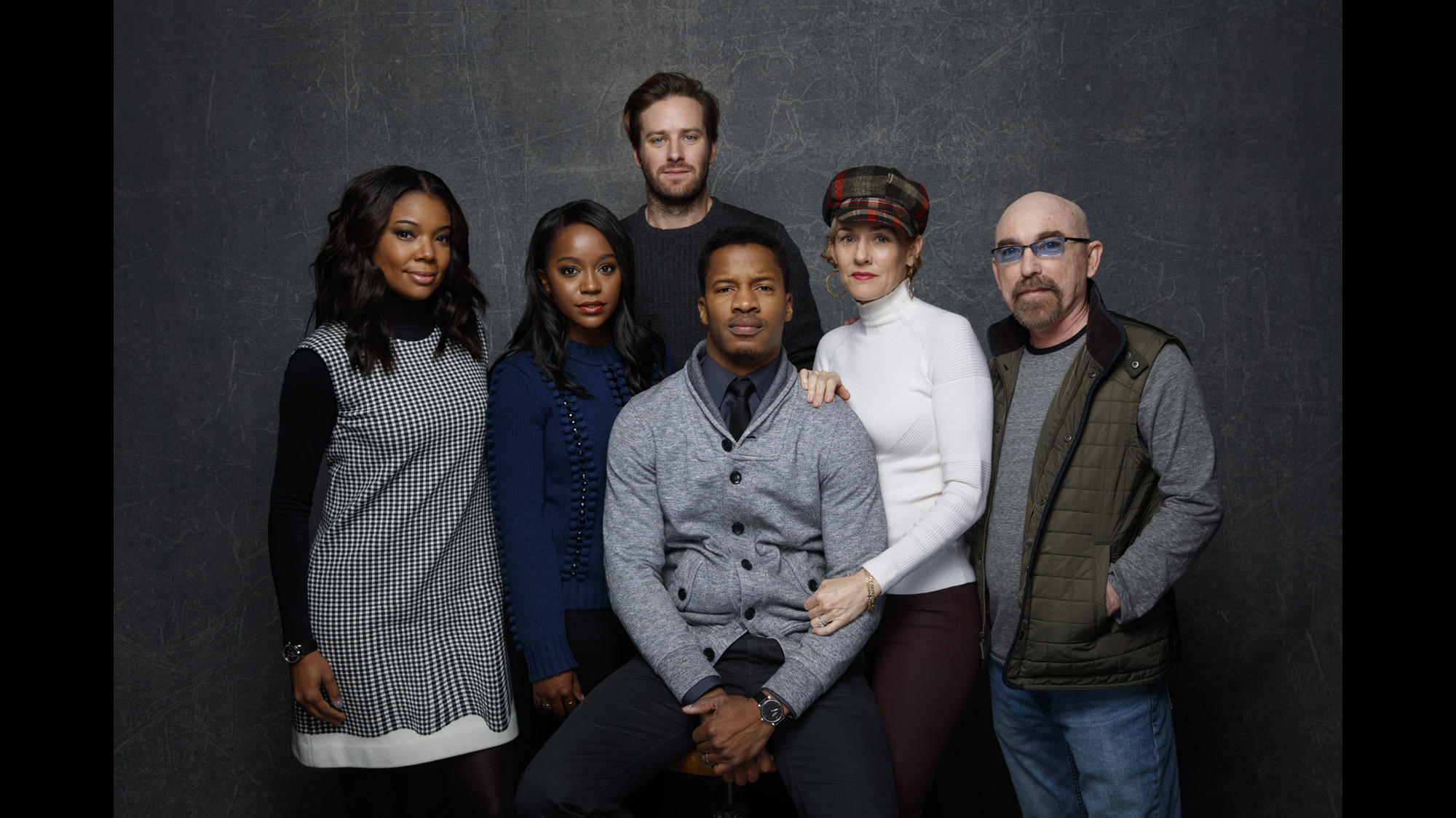 'The Birth of a Nation' cast Sundance Film Festival Portraits
