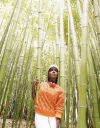 Aja Naomi King for O Magazine February 2015