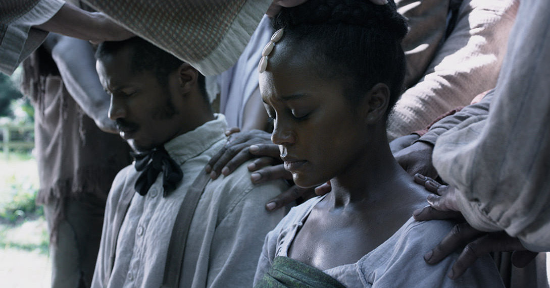 'The Birth of a Nation' still