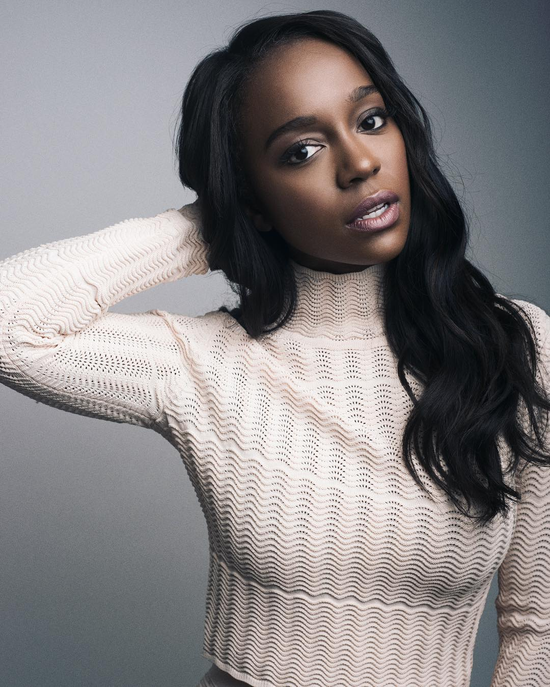 Aja Naomi King cast in 'Untouchable'