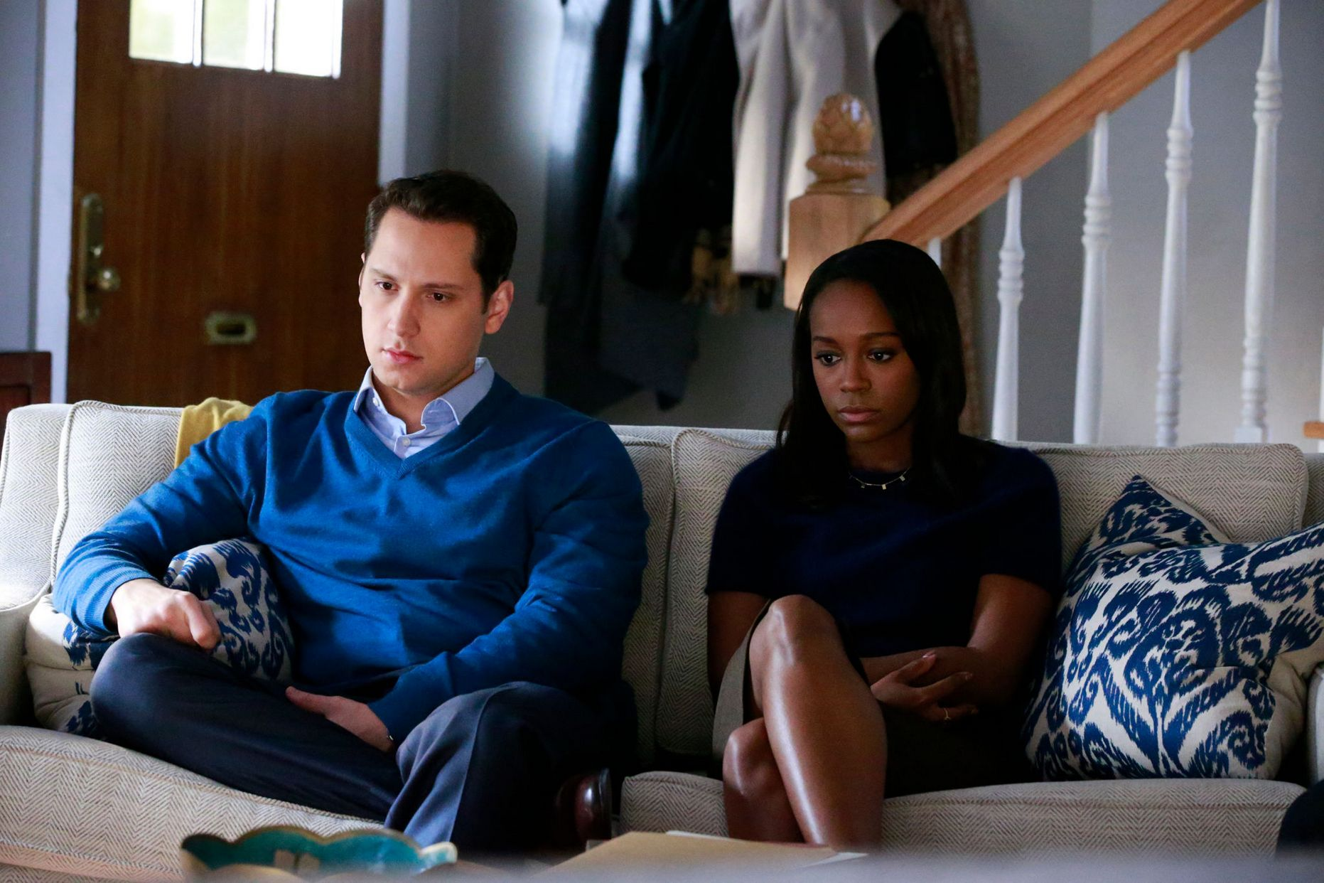'How To Get Away With Murder' 3×13 'It's War' Promo & Stills