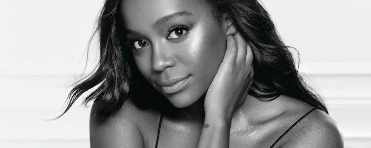 Aja Naomi King for L'Oréal Paris