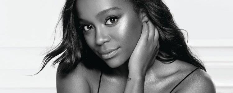 Aja Naomi King for L'Oréal Paris